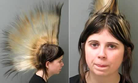 Funny MugShot Of The Day