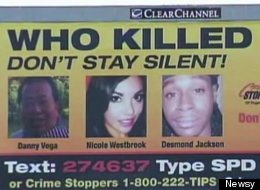 Seattles Billboards Ask ''Who Killed Me?''